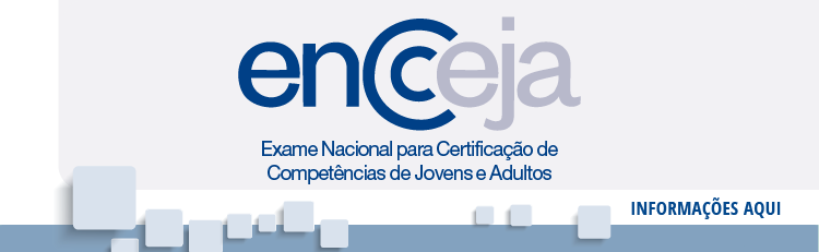 Encceja 2019: Resultado final e orientações para a certificação
